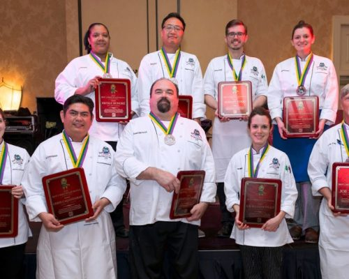 Chef Fogg ACFNO AWARD